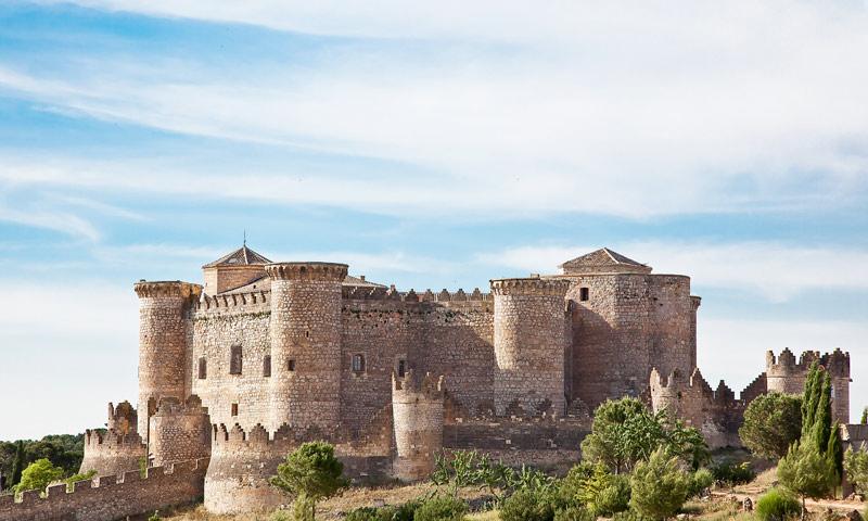 castillos españa belmonte