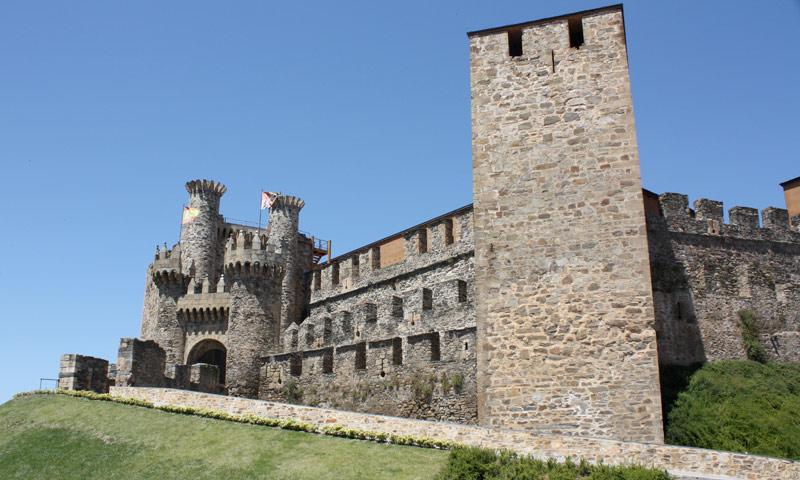 castillos españa ponferrada