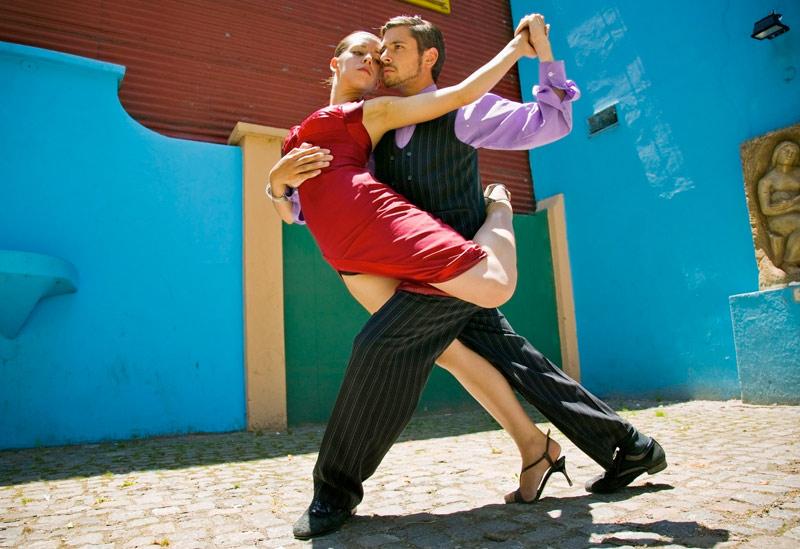 Buenos Aires, el Tango