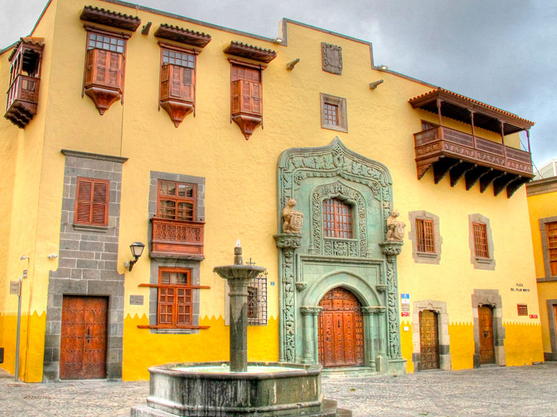 casa cristobal colon vegueta