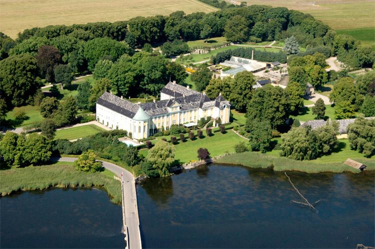 El Castillo de Gavnø, tesoro cultural de Dinamarca 2