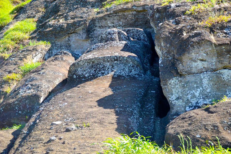 estatua moai rapa nui