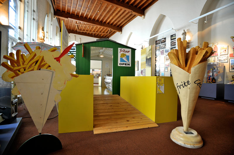 frietmuseum bruges