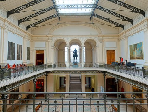 museos belgica