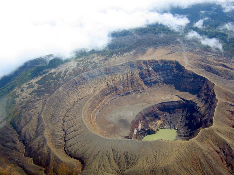 volcanes activos santa ana salvador