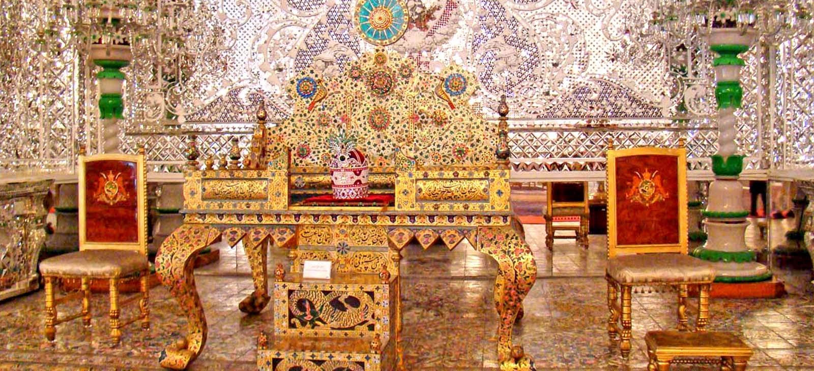 teheran museo nacional joyas