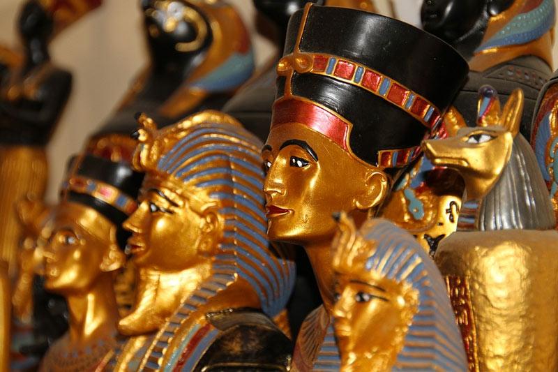 faraones egipcios