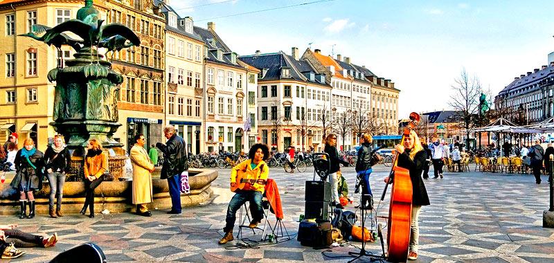 Que ver y visitar en Copenhague