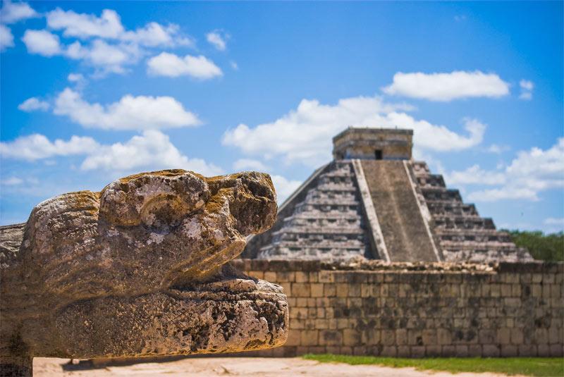 7ª Maravilla del Mundo Chichén Itzá
