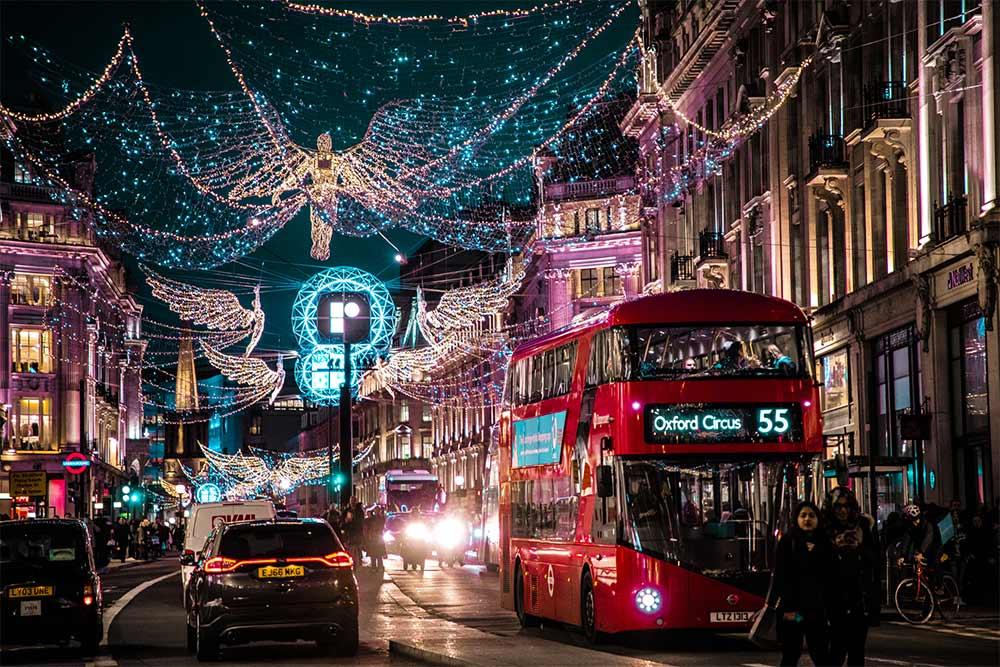 Cosas románticas para hacer en Londres