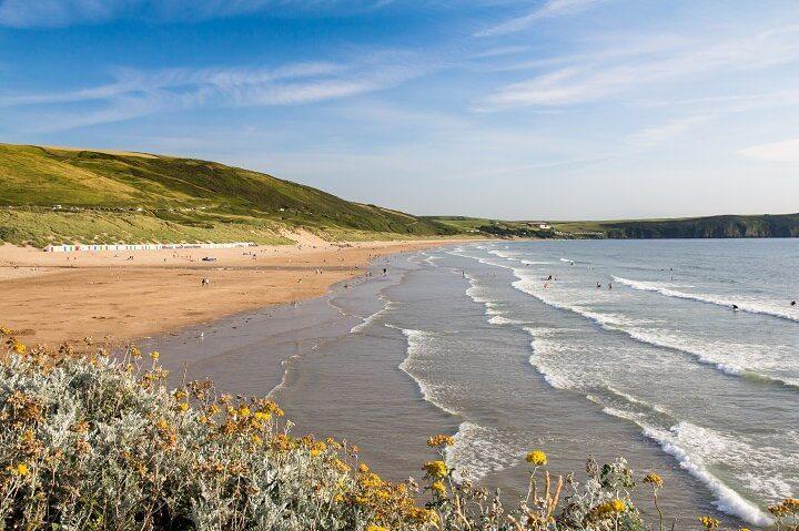 Las 15 mejores playas del Reino Unido