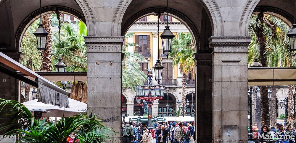 Barcelona más allá de Gaudí