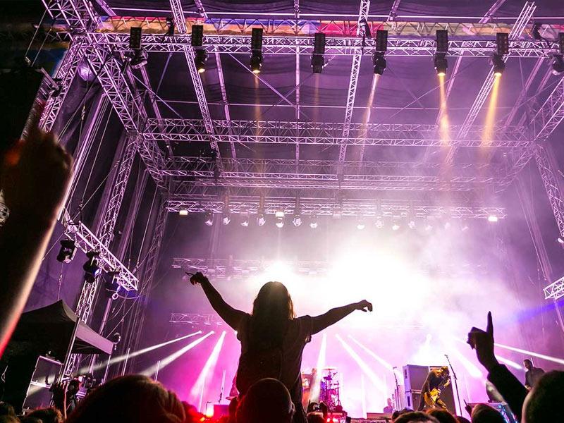 Zagreb, Croacia - Festival de música