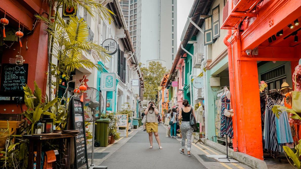 15 cosas que hacer en una escala de Singapur las 24 horas 1
