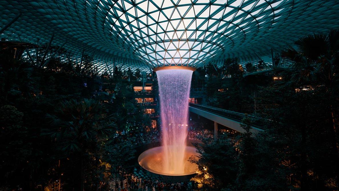 15 cosas que hacer en una escala de Singapur las 24 horas