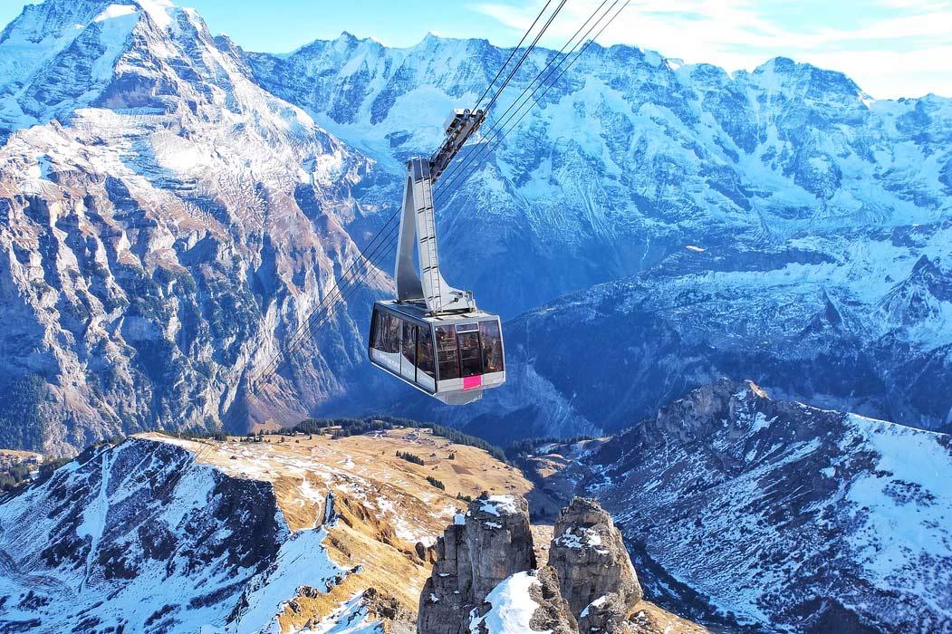 Guía de los 12 mejores lugares de Senderismo en Suiza.