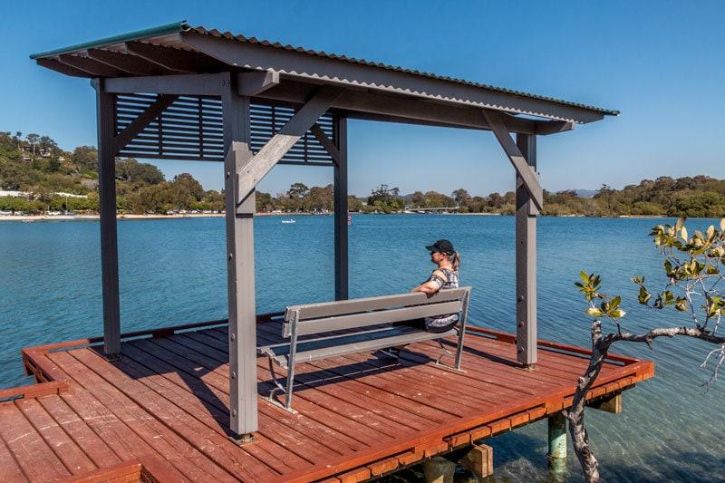 Paseo marítimo de Gold Coast – Reserva Beree Badalla
