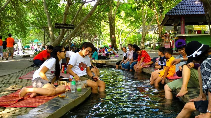 Aguas termales de San Kamphaeng