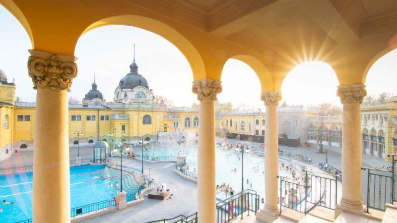 Guía de los mejores baños termales de Budapest