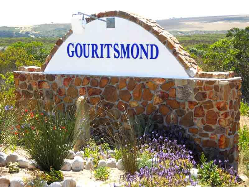 ciudad de Gouritsmond