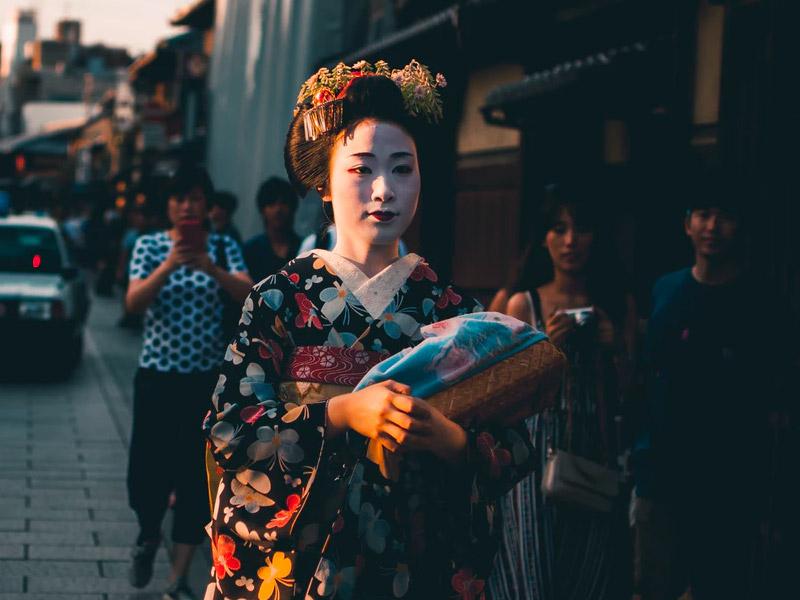 Geisha, Maiko y Geiko son una parte enorme y esencial de la cultura japonesa
