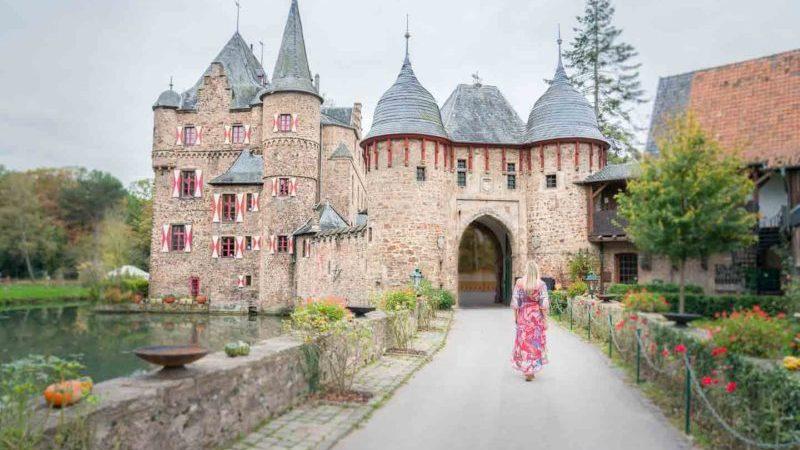 Todo lo que necesitas saber antes de visitar el castillo de Burg Satzvey