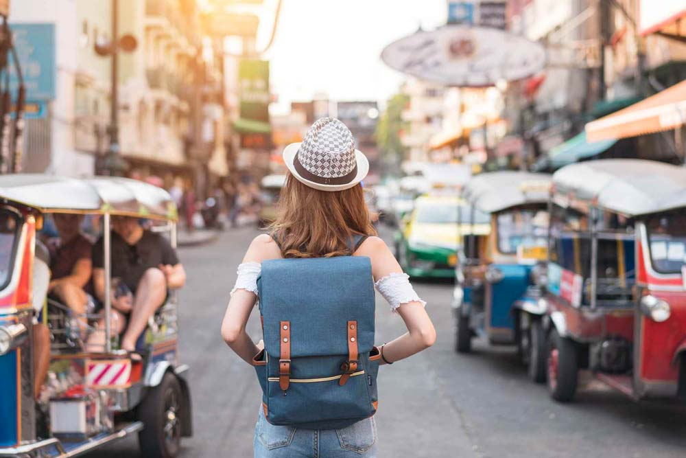 Mejores hoteles para alojarse en Bangkok, Tailandia