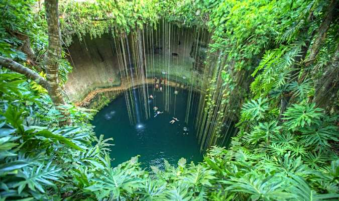 Península de Yucatán, dónde ir, comer y quedarse.