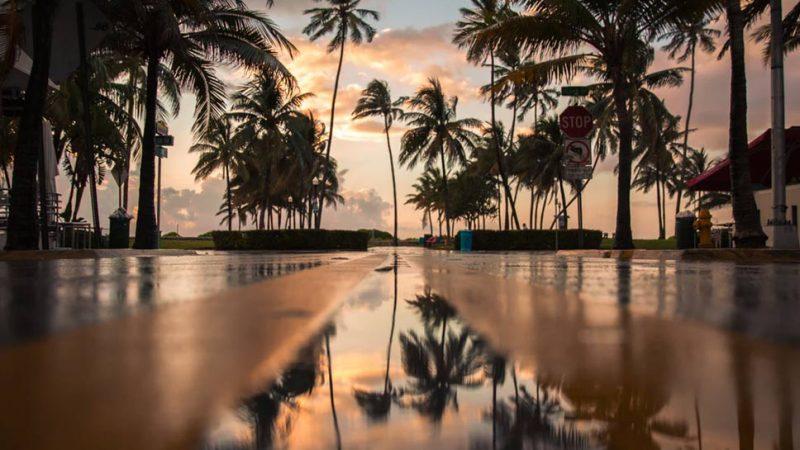 Miami Beach un lugar de vacaciones obligado