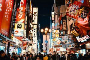 Osaka: 30 Apasionantes cosas que hacer en la ciudad ☀ Japón