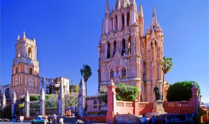 Tres recorridos por San Miguel de Allende que descubren la ciudad