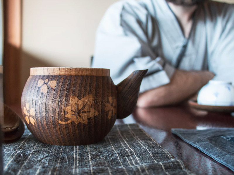 ryokan es una posada tradicional japonesa
