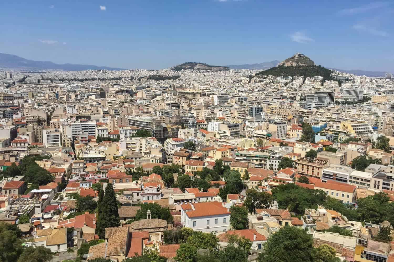 Los mejores paseos a pie por Atenas con los lugareños: vea la ciudad de manera diferente