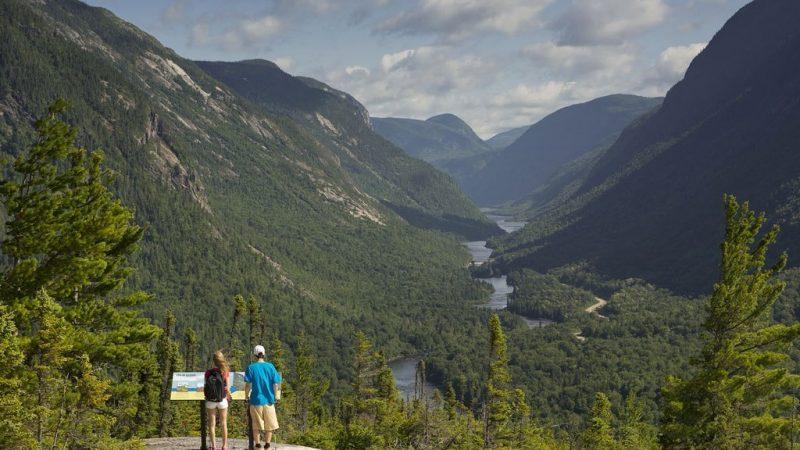 6 emocionantes excursiones de un día desde la ciudad de Quebec
