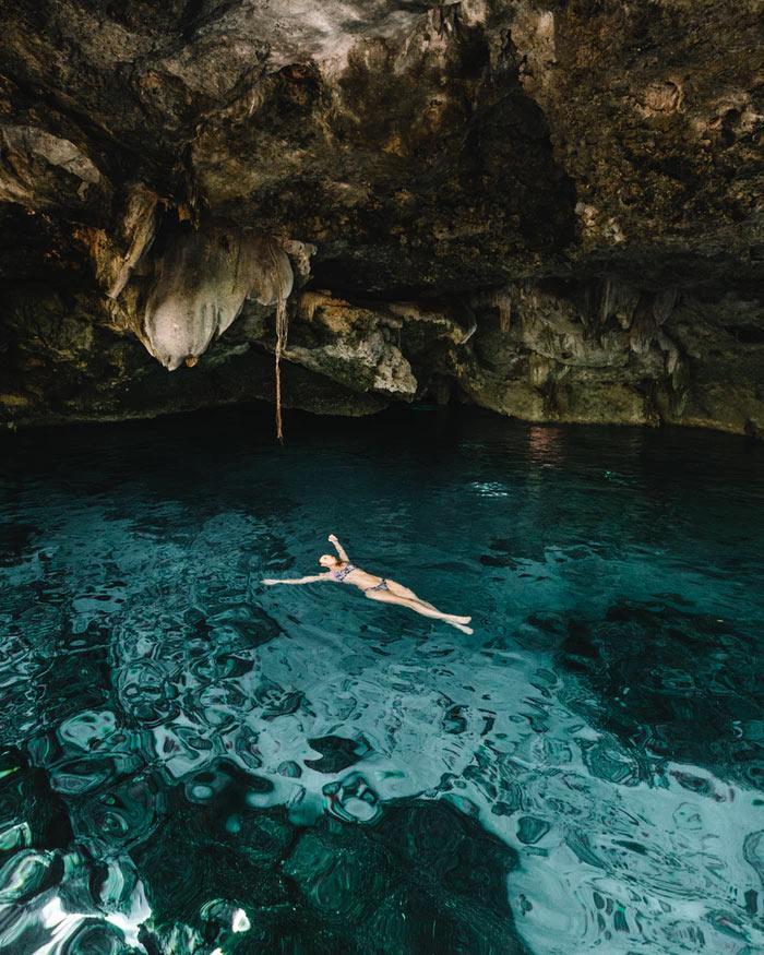 Cenote Buceo / Snorkel