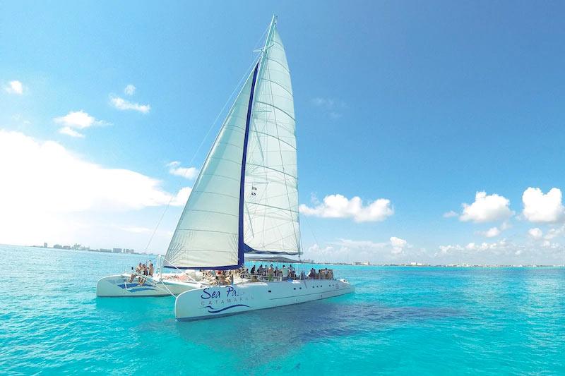 excursiones en catamarán