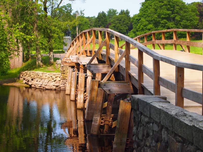 El río Concord