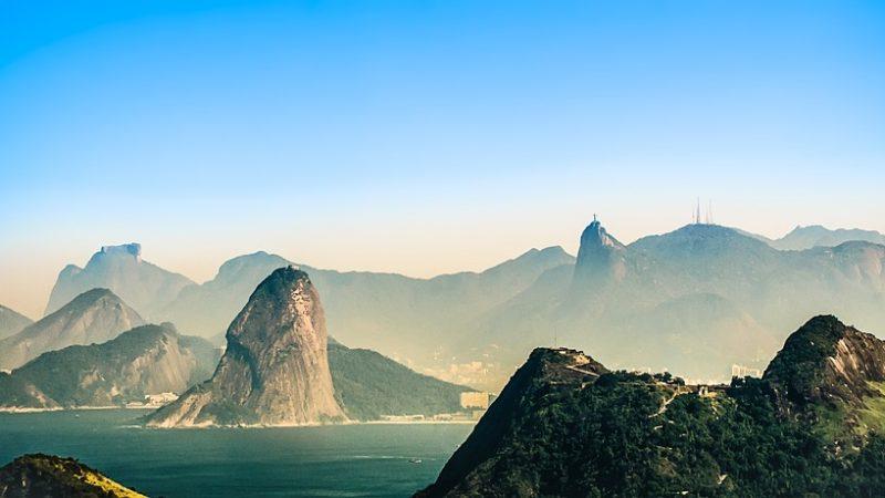 Un verano para un destino deseado; Brasil