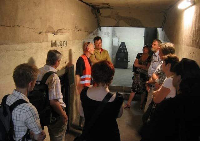 Recorridos subterráneos por Berlín: búnkers de guerra de la ciudad secreta y túneles de escape