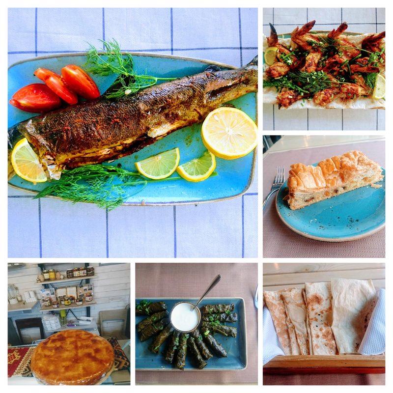 Comida armenia