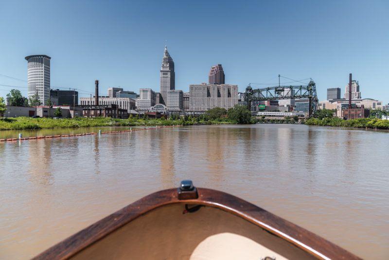 Cómo Cleveland se reinventó a sí misma (y ayudó a limpiar América)