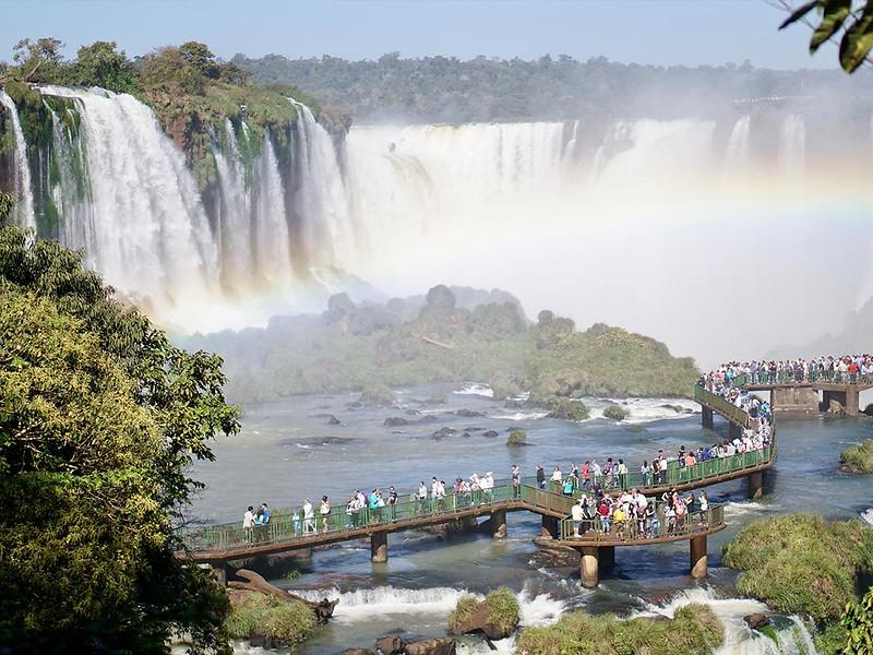 Visitando las mejores actividades en el Parque Nacional Iguazú, Argentina