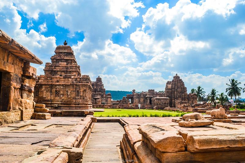 Visitando los templos Chalukya de Aihole y Pattadakal