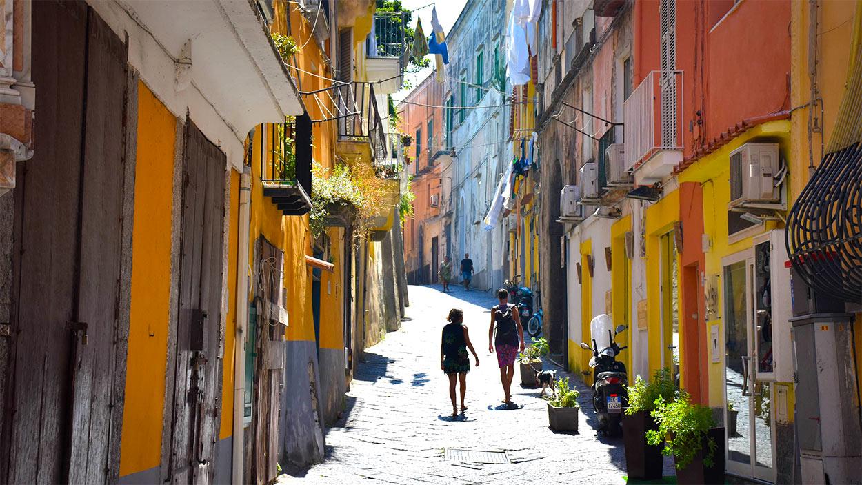 Cosas que hacer en Nápoles, Italia