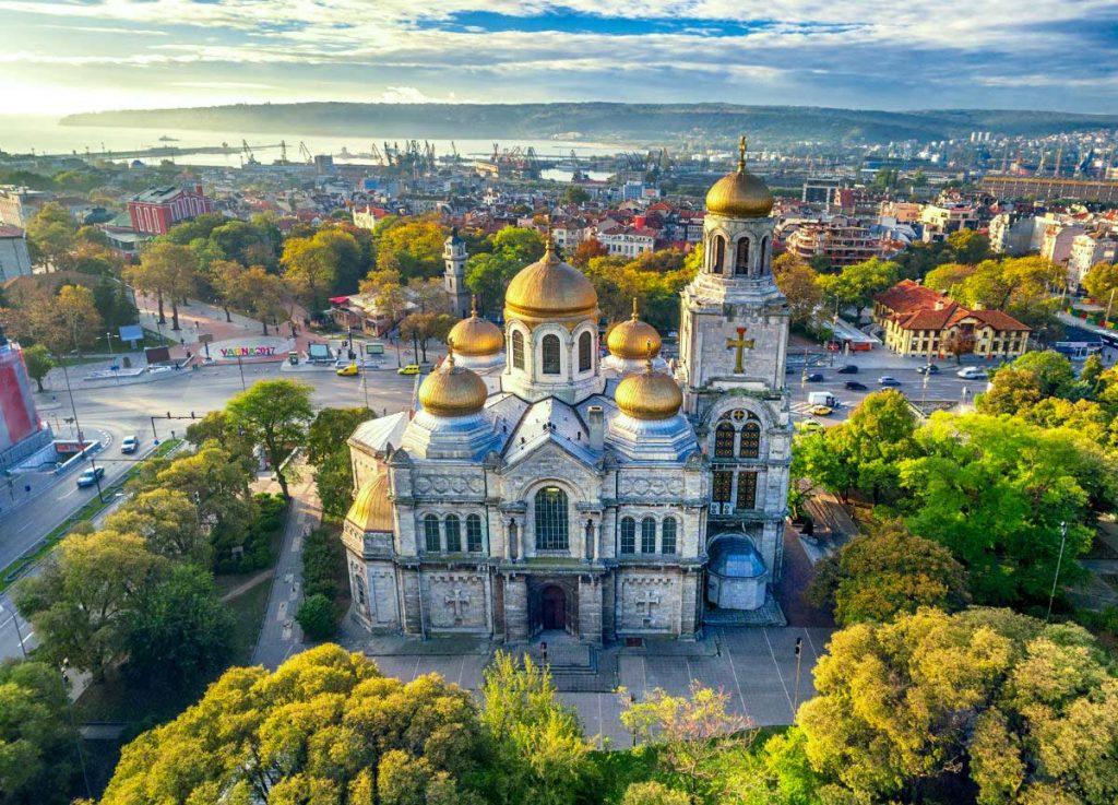 Sofía, la capital de Bulgaria