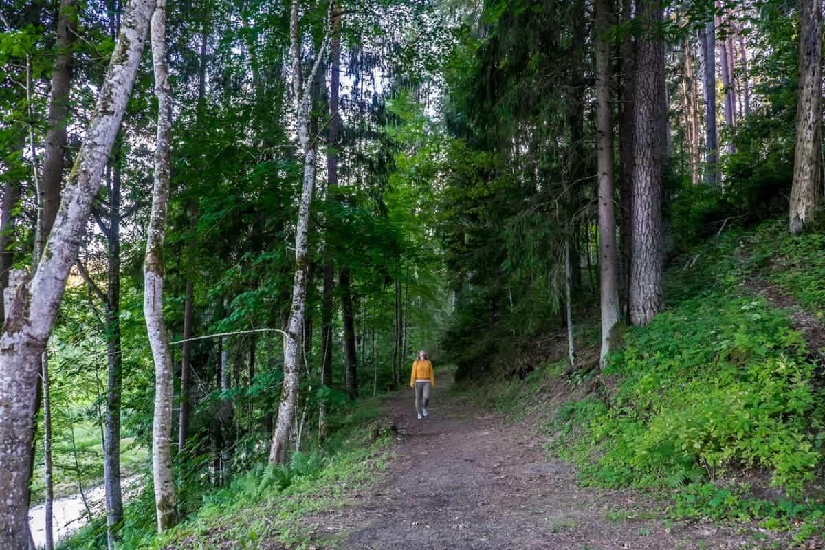 Parque Nacional de Gauja – Patrimonio y aventura en Letonia
