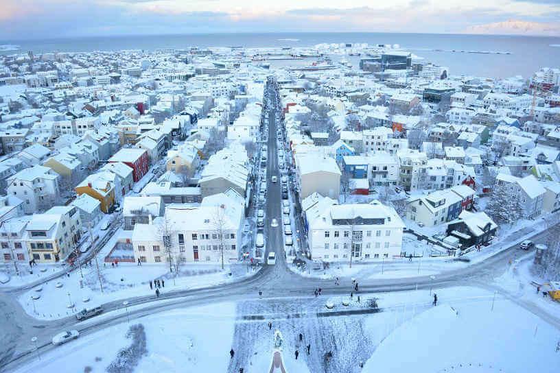 Reykjavik. Es una gran ciudad para visitar durante todo el año