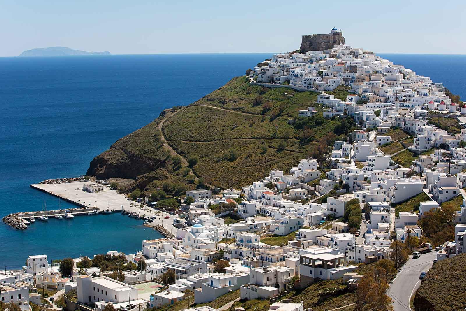 Astipalea: una joya de isla oculta en el mar Egeo de Grecia