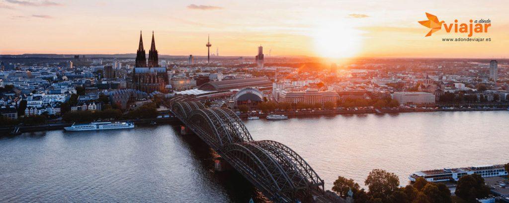 Donde van los lugareños en Colonia