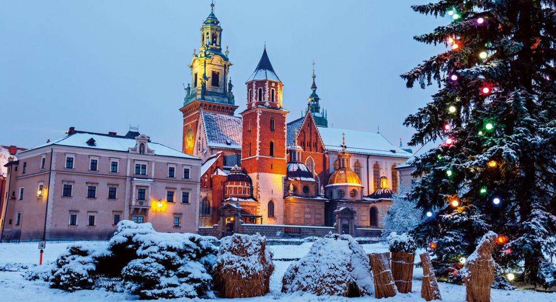 Cracovia es una de las ciudades mejor conservadas de Europa